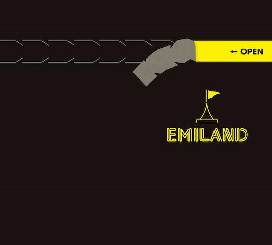 """2020年4月1日(水) EMILAND """"オープン記念ツアー 2020ファイナル"""""""